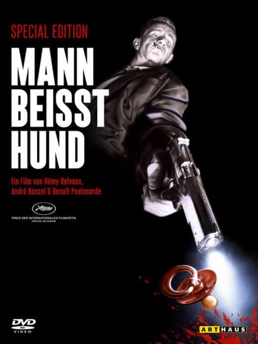 """Viel besser als """"Hund beißt Mann"""" ist der Titel dieses Films."""