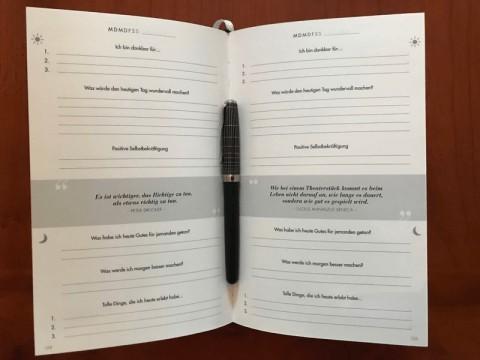Das 6-Minuten-Tagebuch
