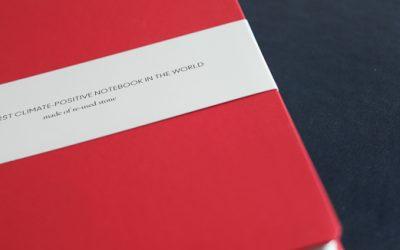 Lieblings-Tool der Woche: Notizbuch aus Stonepaper