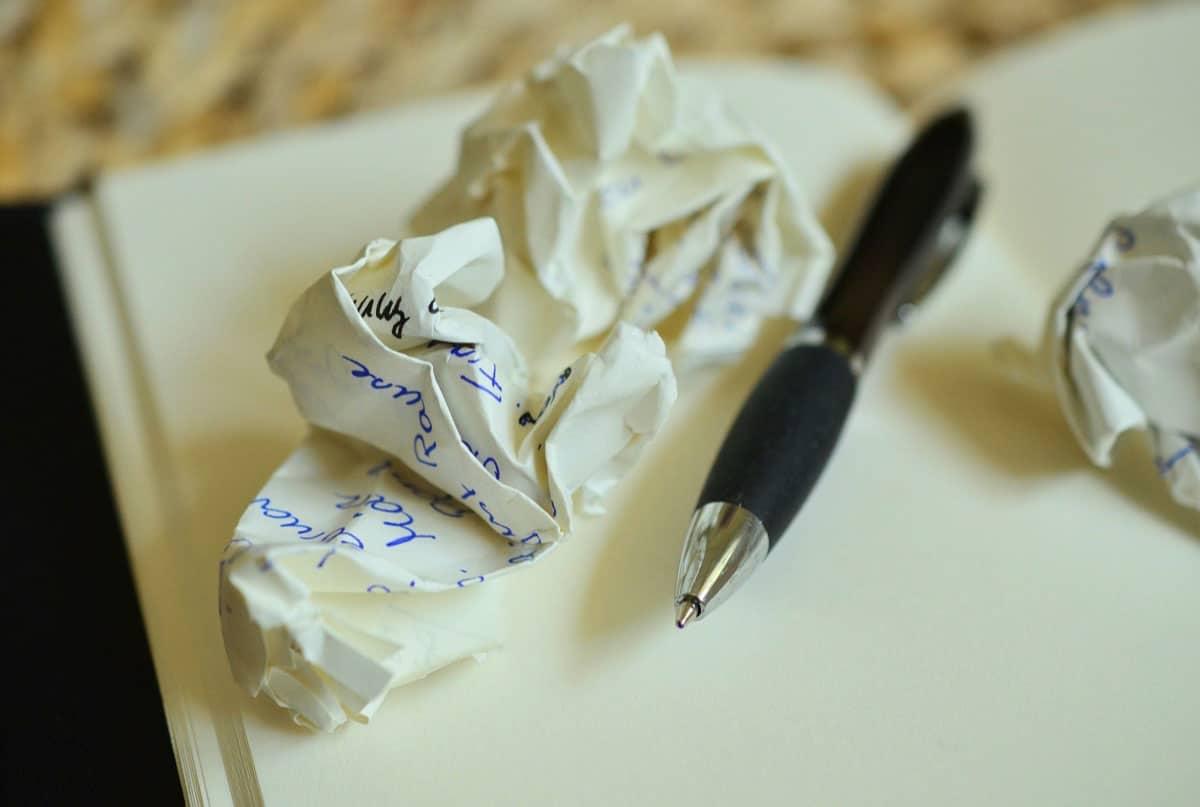 Buch schreiben: Das Konzept